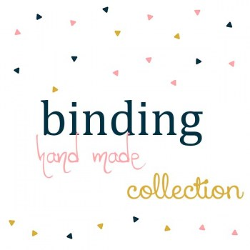 binding hand made collection