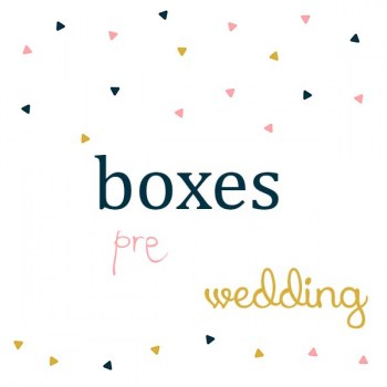 pre wedding boxes
