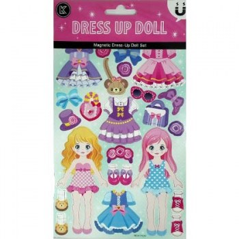 autokolita dress up doll